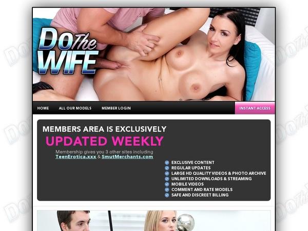 Do The Wife Full Website