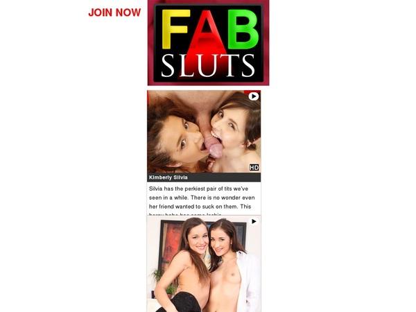 Fab Sluts Free Passes