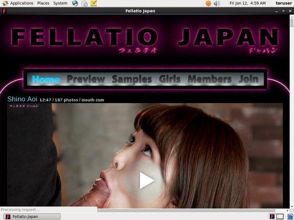 Fellatio Japan Daily Pass