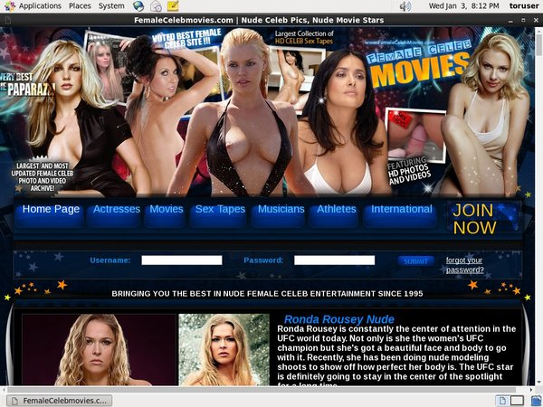 Female Celeb Movies Trial Account