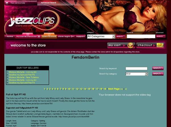 Femdomberlin Join Anonymously
