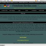 Femdom-berlin.com Mit Sofort