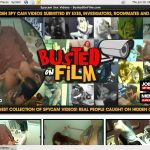 Film On Busted Sex