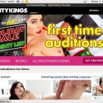 First Time Auditions Account Logins