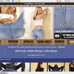 Free Account Jeans Babes