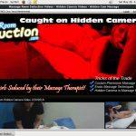 Free Account Massage Room Seduction