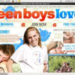 Free Accounts Teen Boys Love