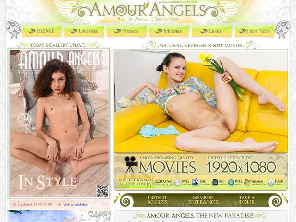 Free Amourangels.com Premium Login