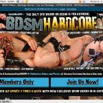 Free Bdsmhardcore Membership Account