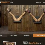 Free Czech Fantasy Porn