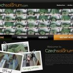 Free Czechsolarium.com Membership