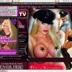 Free Diva Bizarre Scenes