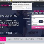 Free Gay Hookup Affair Access