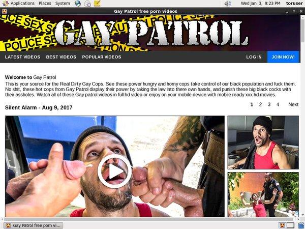 Free Gay Patrol Hd