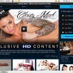 Free Pass For Christy Mack
