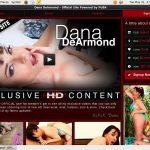 Free Premium Accounts For Dana DeArmond