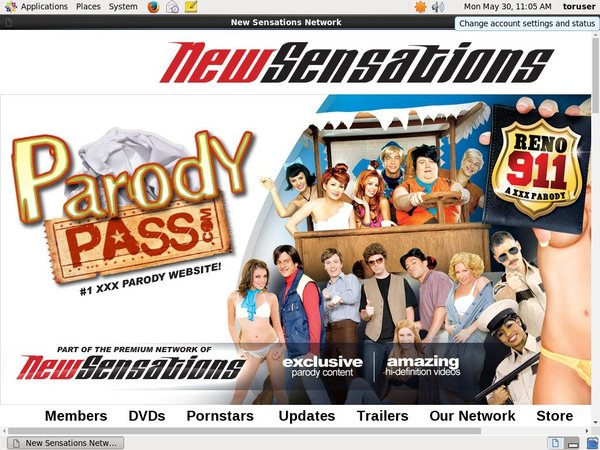 Free Premium Parody Pass
