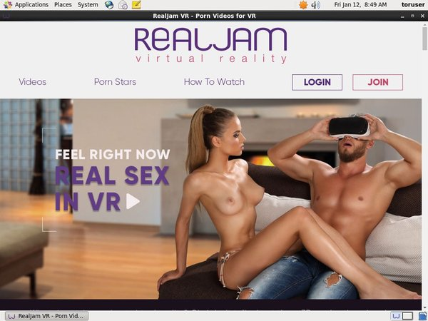 Free Realjamvr.com Site Rip