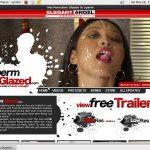 Free Spermglazed Membership Account