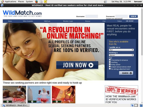 Free Wild Match Account And Password