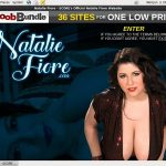 Free Working Natalie Fiore Accounts