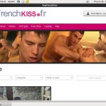 Gay French Kiss New Accounts