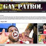 Gay Patrol Free Trial Acc