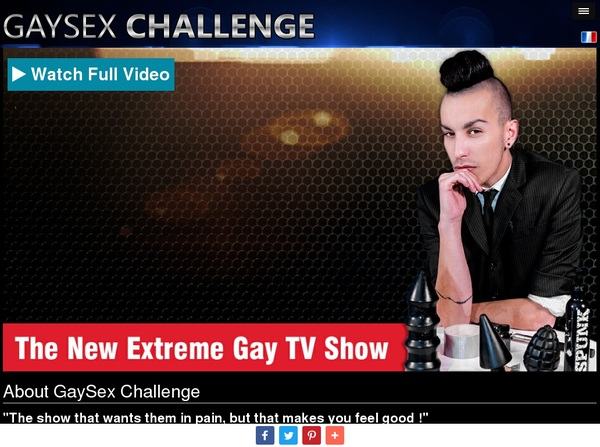 Gaysexchallenge Centrobill.com