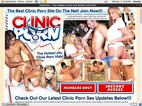 Get Clinic Porn Discount Membership