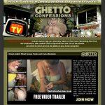 Ghetto Confessions Limited Sale