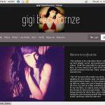 GigiBlackhornze Hack Account