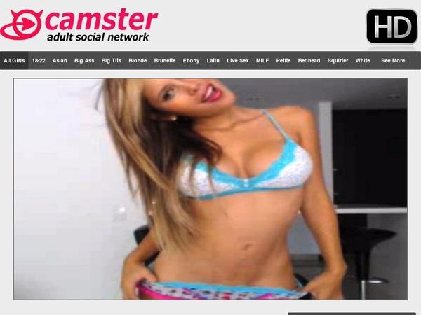Gratis Camster.com Konto