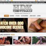HDK Central Account Passwords