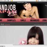 Handjob Japan Men