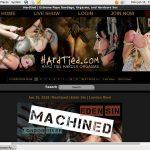 Hard Tied Sites