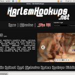 Harlem Hookups Free Trial Signup