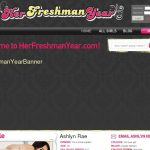 Her Freshman Year Clips For Sale