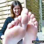 Hot Teen Feet Galleries
