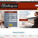 IHookup Account Online