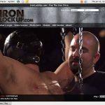 Ironlockup.com Passcodes