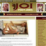 JOI Footjobs Premium Membership