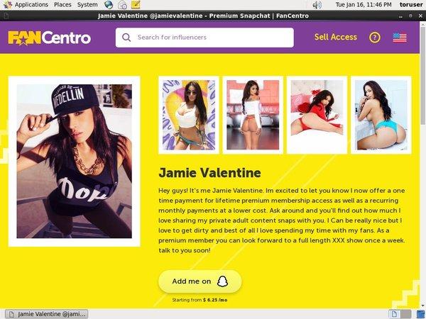 Jamie Valentine With WTS (achdebit.com)