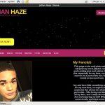 Julian Haze Passwort