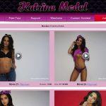 Katrina Model Contraseña