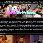LB Girlfriends Paypal Signup