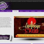 Lady Boys Club Account Online