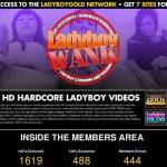 Ladyboywank.com Discount Passes