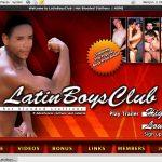 Latinboysclub Mobile Account