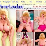 Leannelovelace.com Register Form