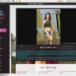 Lidialeannmodel.modelcentro.com Discount Page